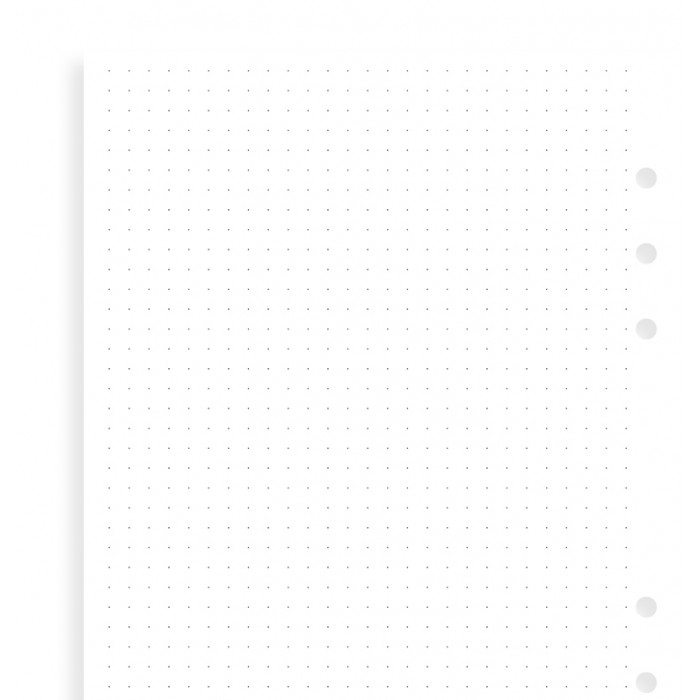 Dotted Journal A5 Refill