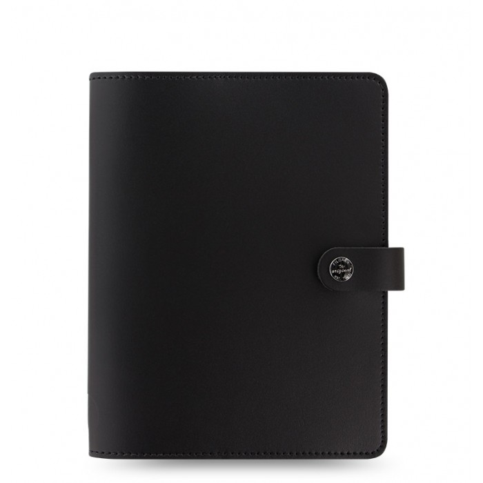 The Original A5 Notebook Folio Black
