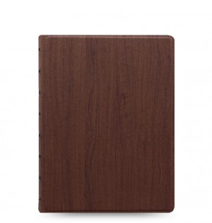 Filofax Notebook Architexture A5 Rosewood