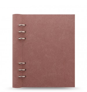 Clipbook Architexture A5 Notebook Terracotta