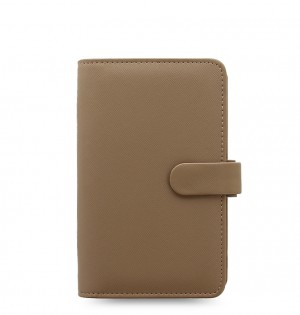 Saffiano Personal Compact Organiser
