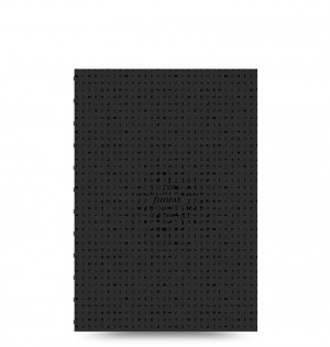 Filofax Notebook A5 Icon Refill