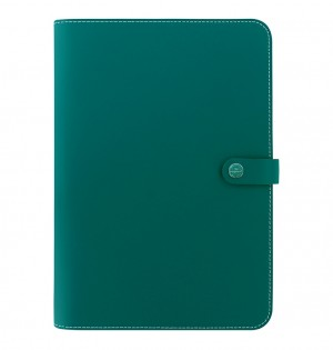 The Original A4 Notebook Folio Dark Aqua