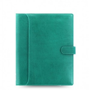 eniTAB360 Large Universal Tablet Case - Lockwood Strap Aqua