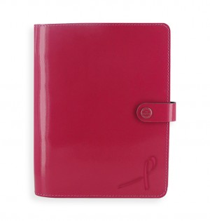 The Original Patent Pink Ribbon Special Edition A5 Organizer