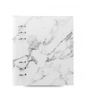 Clipbook Architexture A5 Notebook Marble