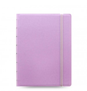 Filofax Notebook Classic Pastels A5 Orchid