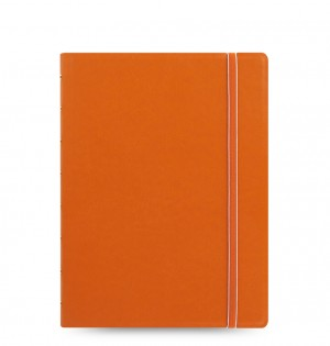 Filofax Notebook Classic A5 Orange