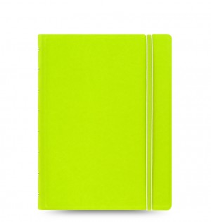Filofax Notebook Classic A5 Pear