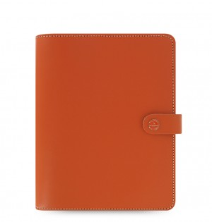 The Original A5 Organiser Burnt Orange - Any Year