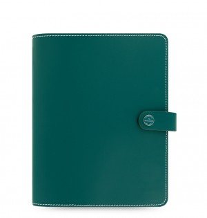 The Original A5 Organiser Dark Aqua - Any Year