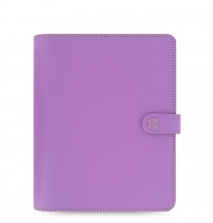 The Original A5 Organiser Lilac - Any Year