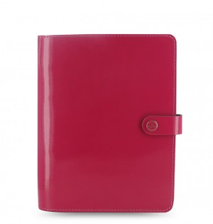 The Original Patent A5 Organiser Fuchsia - Any Year