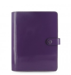 The Original Patent A5 Organiser Purple - Any Year