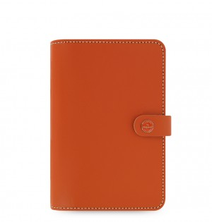 The Original Personal Organiser Burnt Orange - Any Year