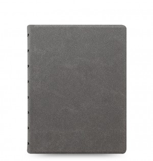 Filofax Notebooks Architexture - A5 - Concrete