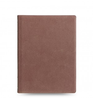 Filofax Notebooks Architexture - A5 - Terracotta