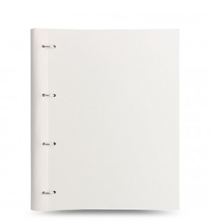 Clipbook Classic Monochrome A4 Notebook