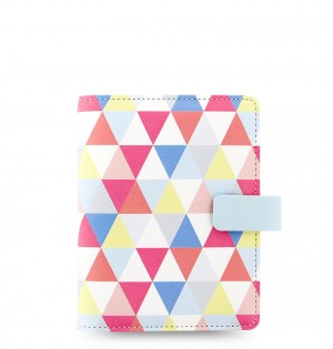 Organiseur Geometric Pocket