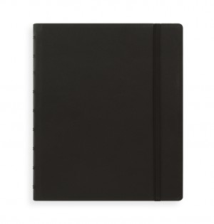 Filofax Notebook Classic Executive Noir