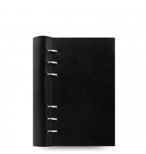 Clipbook Classic Personal Notebook Black