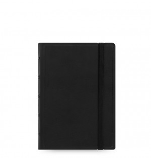 Filofax Notebooks Classic - Pocket - Noir