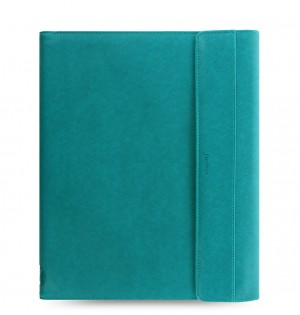Saffiano Wrap X-Large Folio Tablet Cover Aquamarine
