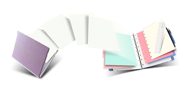 Filofax Notebooks