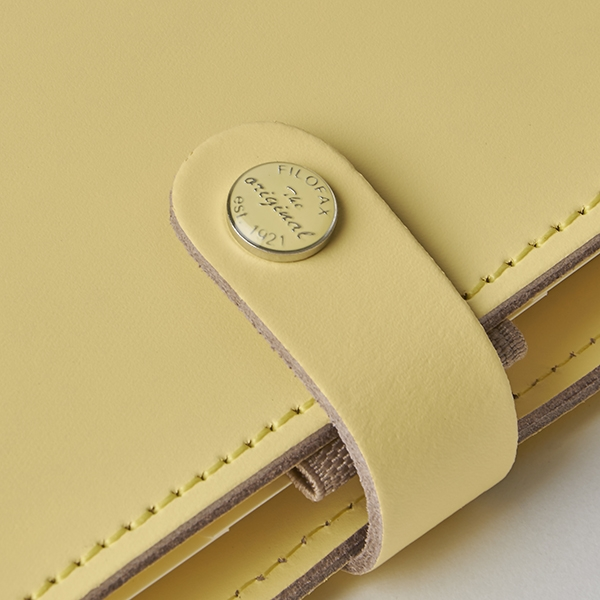 Filofax The Original Lemon organizer