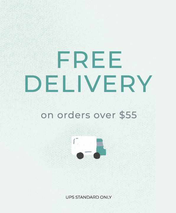 Free Delivery on orders over $55